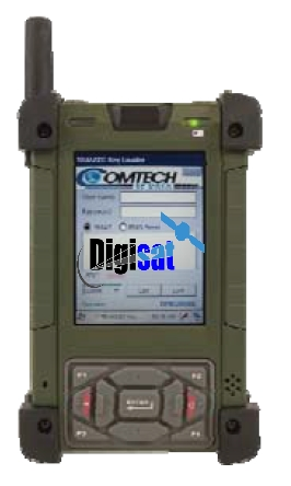 Comtech Radyne DMD2050E Transec Encryption Key Loader Device