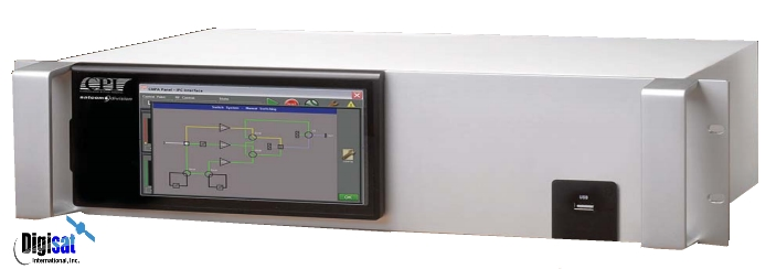CPI Amplifier Touch Panel Controller