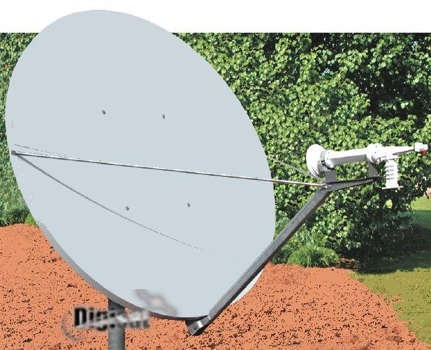 Skyware Global Type 243 C-Band 2.4M Circular Tx/RX Class ...