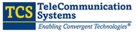 Telecommunication Systems Inc logo