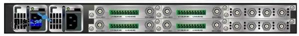 Wellav DMP900 Rear RF Interface