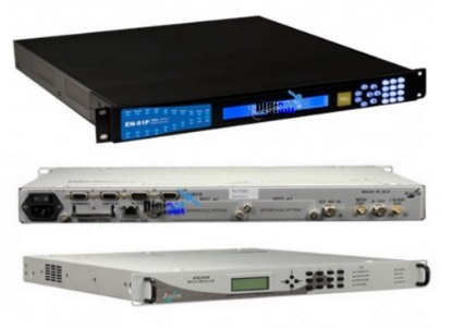 DVB Modulator Newtec Adtec