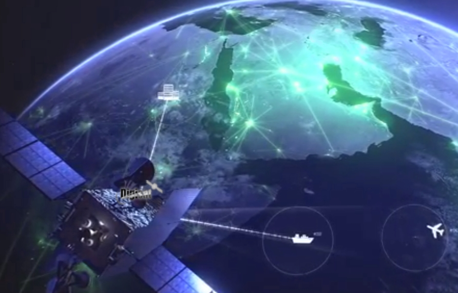Maritime and Aviation Internet network overview