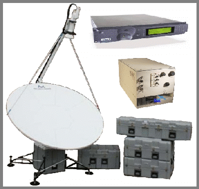 Newsgathering Video Remote Uplink Terminals