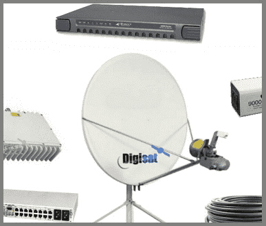 VSAT Internet Access Kits and Systems