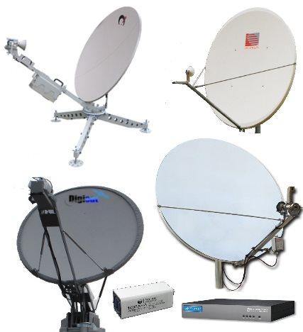 VSAT Broadband Satellite Internet Equipment