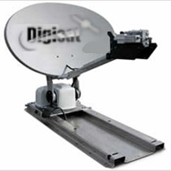 Pv Series Vsat Portable Satellite Internet System With Idirect Service