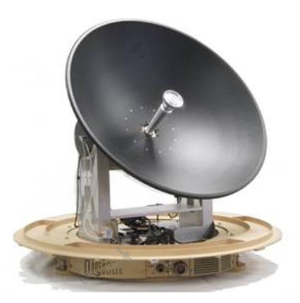 GD Satcom 24-30L Ku-Band Ka-Band SOTM Terminal