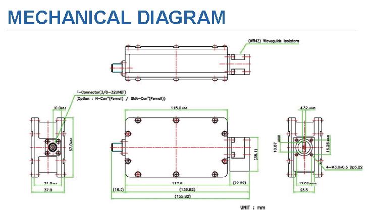 norsat-9000xi5-4-lnb-mechanical-diagram Quad Lnb Schematics Diagram on computer circuit board, samsung lcd tv, digital multimeter, sony tv, hvac system, am tube radio,